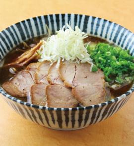 チャーシュー麺(醤油)980円(税込)